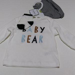 NWT Carter's baby set